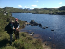 Loch Fishing